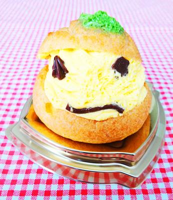 おばけかぼちゃのシュークリーム1.jpg